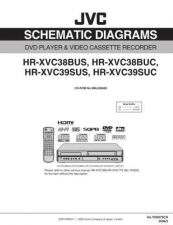 Buy JVC HR-XVC39SUC Service Manual. On by download Mauritron #271057