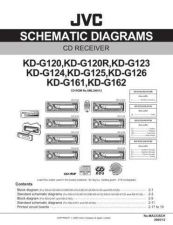 Buy JVC KD-G120 Service Manual. On by download Mauritron #271296