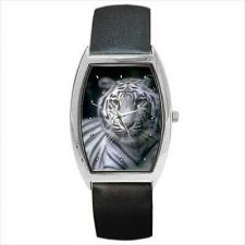Buy White Tiger Wildcat Wrist Watch
