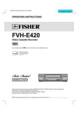Buy Fisher FVH-E420(OM5310202-00 12) Service Manual by download Mauritron #215845
