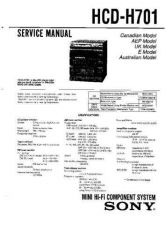 Buy Sony HCD-H671 Manual by download Mauritron #229221