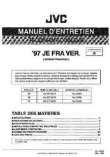 Buy JVC 97 JE FRA VER. Service Manual Schematic Circuit. by download Mauritron #269382
