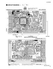 Buy JVC MLA7 PCB C Service Manual by download Mauritron #252001