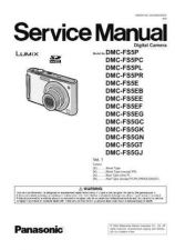 Buy Panasonic DMC-FX100PL Service Manual with Schematics by download Mauritron #266636