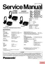 Buy Panasonic sl_s600c_p Service Manual by download Mauritron #268851