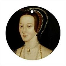 Buy Anne Boleyn King Henry VIII Wife Art Ceramic Ornament