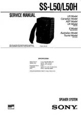 Buy Sony SS-JV770 Service Manual. by download Mauritron #244836
