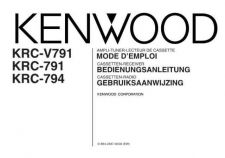 Buy Kenwood KRC-791 by download Mauritron #219406