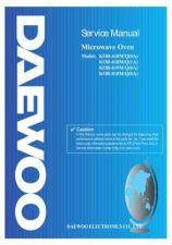 Buy Daewoo R618M0A001(r) Manual by download Mauritron #226426