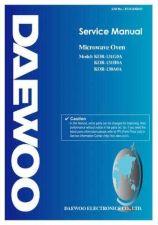 Buy Daewoo R145M0P001(r) Manual by download Mauritron #226344