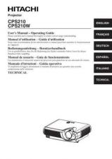 Buy Hitachi CP1432RY DE Manual by download Mauritron #224568