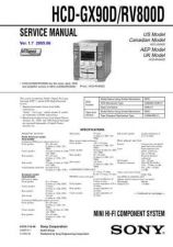 Buy Sony HCD-RG77 Manual by download Mauritron #229255