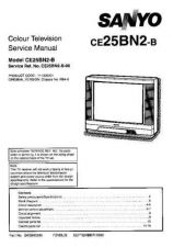 Buy Fisher CE25BN2-B-00 SM-Only Service Manual by download Mauritron #214481