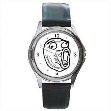 Buy LOL Guy Rage Face Toon Comic Internet Meme Wrist Watch
