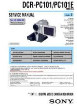 Buy Sony DCR-TRV230TRV330TRV530... Service Manual by download Mauritron #239741