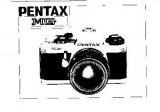 Buy PENTAX MG CAMERA INSTRUCTIONS by download #119066