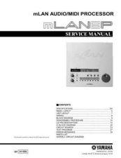 Buy JVC MLAN16E PCB C Service Manual by download Mauritron #252011