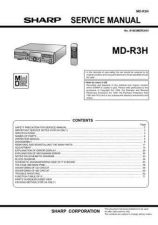 Buy Sharp MDR3H (1) Service Manual by download Mauritron #210105