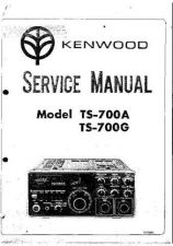 Buy Trio TS700G Service Manual by download Mauritron #235904