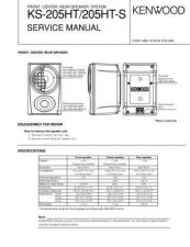 Buy KENWOOD KS-205HT 205HT- Technical Information by download #118758