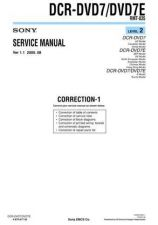 Buy Sony DCR-PC53E-PC55-PC55E-2 Service Manual by download Mauritron #231864