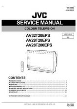 Buy JVC AV-N29F45parts Service Manual Schematic Circuit. by download Mauritron #270037