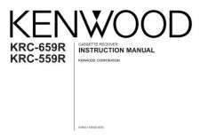 Buy Kenwood KRF-5550D Operating Guide by download Mauritron #222730