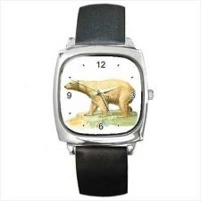 Buy Polar Bear Unisex Animal Art Wrist Watch NEW