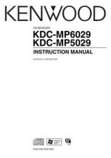 Buy Kenwood KDC-MP6029 by download Mauritron #222053