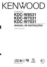 Buy Kenwood KDC-W8531 by download Mauritron #222347