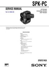 Buy Sony SPK-PC.. Service Manual. by download Mauritron #244337