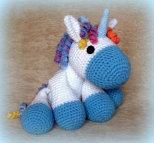 Buy Crochet Unicorn - PDF Pattern