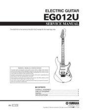 Buy JVC EG012U E Service Manual by download Mauritron #250705