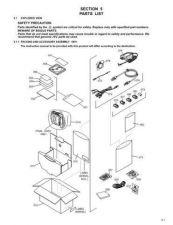 Buy JVC GR-DX75EKPART SERVICE MANUAL by download Mauritron #220097