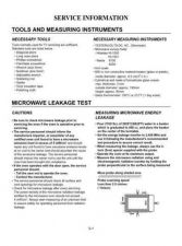 Buy mh-592t lg Service Information by download #113205