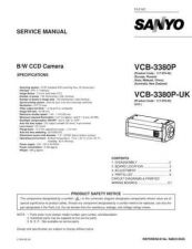 Buy Fisher. VCB-3380P Service Manual by download Mauritron #218736