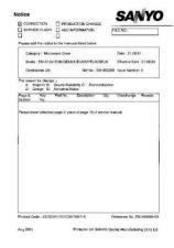 Buy Fisher. Service Manual For EM-S1051_TIMER CHANGE by download Mauritron #217251