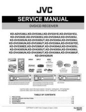 Buy JVC ma308 Service Manual by download Mauritron #255080
