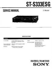 Buy Sony STR-AV220-AV320 Service Manual by download Mauritron #233276