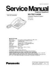 Buy Panasonic KX-FHD351 Service Manual by download Mauritron #267268