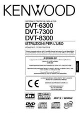 Buy Kenwood dvt-7300 by download Mauritron #221232