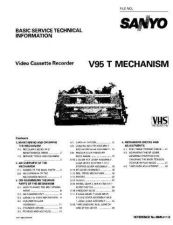 Buy Fisher. Service Manual For MECHANISM-VHR1300 by download Mauritron #217380