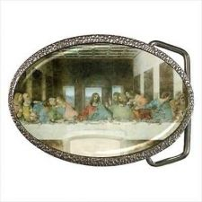 Buy The Last Supper Leonardo Da Vinci Fine Art Belt Buckle