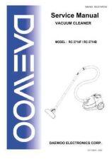 Buy Daewoo RC-350 1 Manual by download Mauritron #226612