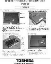 Buy TOSHIBA PORTEGE 7020CT by download #109859