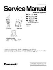 Buy Panasonic tg2120_2122w_3 Service Manual by download Mauritron #269090