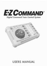 Buy Bachmann E-Z Command Information by download Mauritron #206119