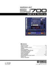Buy Yamaha SREV1 RC SREV1 SM1 E Manual by download Mauritron #259502