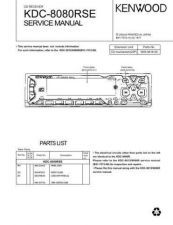 Buy KENWOOD KDC-715S 8015 8016 Technical Information by download #118654