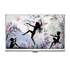 Buy Fairies Pixies Sprites Art Business Credit Card Holder